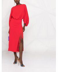 N°21 - サイドスリット ドレス - Lyst