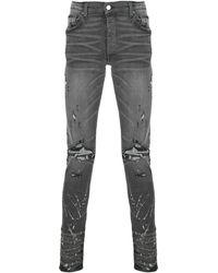 Amiri Skinny Jeans - Grijs