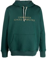 CASABLANCA - School Of Beautiful パーカー - Lyst