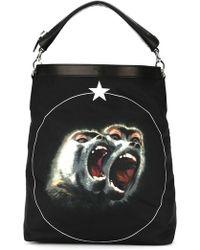 Givenchy - Monkey Brothers Shoulder Bag - Lyst