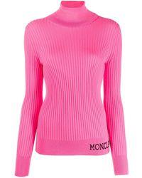 Moncler - タートルネック セーター - Lyst