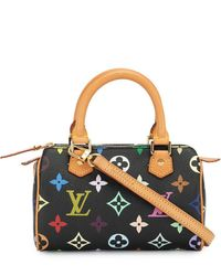 Louis Vuitton Borsa Speedy mini 2way Pre-owned 2003 - Nero