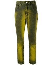 MISBHV Acid Jeans - Yellow