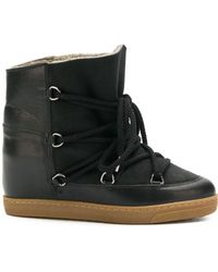 Isabel Marant - Nowles Snow Boots - Lyst