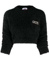 Gcds ロゴ プルオーバー - ブラック