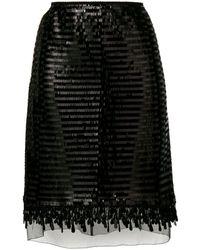 Marc Jacobs - スパンコール スカート - Lyst