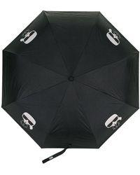 Karl Lagerfeld - Ikonik Umbrella - Lyst