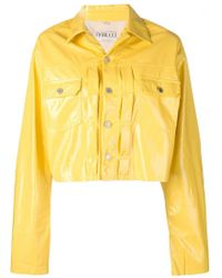 Fiorucci - Fitted Denim Jacket - Lyst