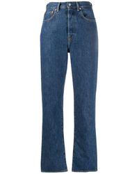 Acne Studios Mece Flared Jeans - Blue