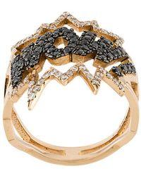 Diane Kordas - Wow Ring - Lyst
