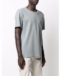 Affix ロゴ Tシャツ - グレー