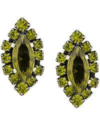 Rada' | Embellished Stud Earrings | Lyst