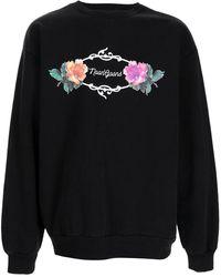 Noon Goons ロゴ スウェットシャツ - ブラック