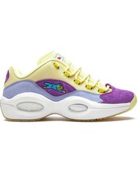 Reebok Question Low BBC Ice Cream - Gelb