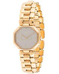 Dior Кварцевые Наручные Часы Pre-owned 25 Мм - Металлик