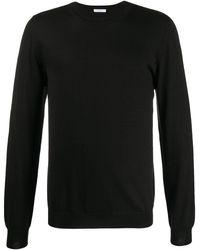 Boglioli ファインニット セーター - ブラック