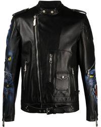 Philipp Plein Куртка Iconic - Черный