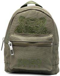 KENZO Мини-рюкзак Kampus - Зеленый