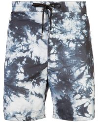 Cynthia Rowley - X Garrett Mcnamara New School Shorts - Lyst