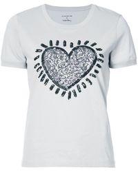 COACH X Keith Haring Tシャツ - グレー