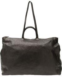 Marsèll Travel Bag - Black