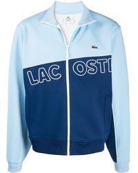 Lacoste L!ive - カラーブロック トラックジャケット - Lyst