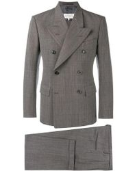Maison Margiela - Double Breasted Suit - Lyst