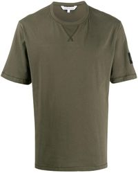 Calvin Klein T-shirt a girocollo - Verde