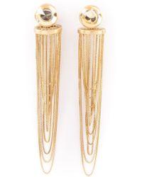 Antonio Bernardo - 18kt Gold 'gaudi' Earrings - Lyst