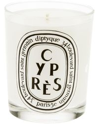 Diptyque 'cypres' Candle - White