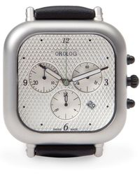 Orolog By Jaime Hayon - 'oc1' Chronograph Watch - Lyst