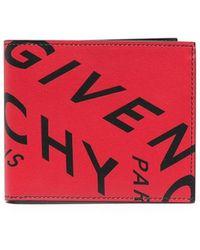 Givenchy Кошелек С Логотипом - Красный