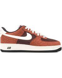 Nike Кроссовки Air Force 1 - Красный