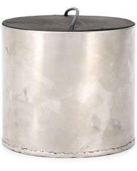 Parts Of 4 Cinnamon Candle 300ml - Metallic