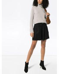 PLY KNITS オーバーサイズ セーター - マルチカラー