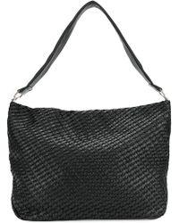 DESA NINETEENSEVENTYTWO - Intrecciato Weave Shoulder Bag - Lyst