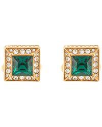 Dolce & Gabbana - ラインストーン カフスボタン - Lyst