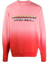 BBCICECREAM クルーネック スウェットシャツ - ピンク