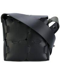Paco Rabanne - Puzzle Effect Shoulder Bag - Lyst