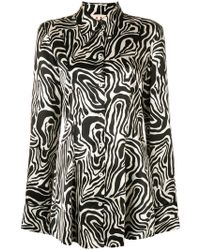 Marni - Zebra Print Shirt - Lyst