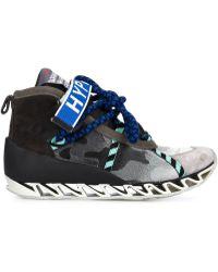 Bernhard Willhelm - X Camper 'himalayan' Sneakers - Lyst