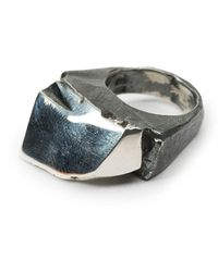 Lee Brennan Design - Shard Ring - Lyst