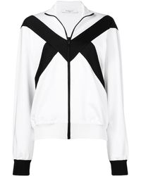 Givenchy Zip-up Bomber Jacket - White