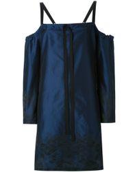 Assin - Could Shoulder Dress - Lyst