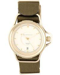 Givenchy 'seventeen' Watch - Green