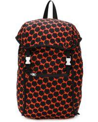 Z Zegna - Pentagon Print Backpack - Lyst