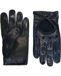Etro | Perforated Gloves | Lyst