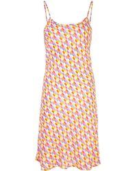 LHD キャミソール ドレス - マルチカラー
