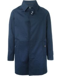 Soulland - Oda Trench Coat - Lyst