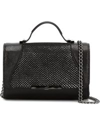 Khirma Eliazov 'diamond Mini' Satchel - Black